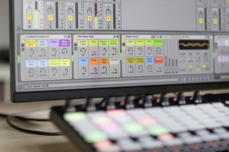 Ableton & controller