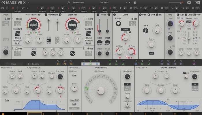 Native Instruments - Massive X - VST Synth