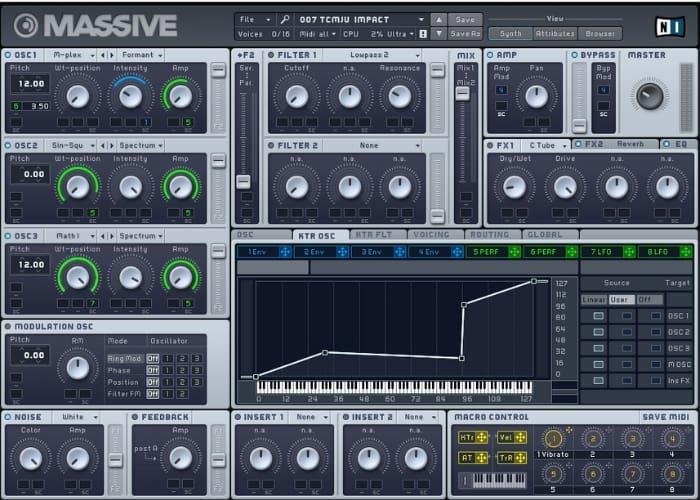 Massive Instruments - Synth VST