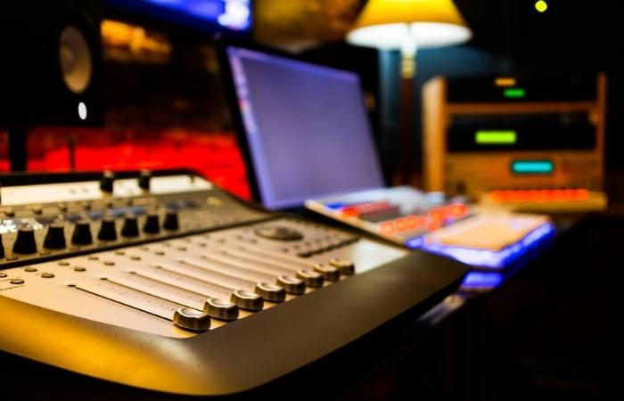 Home Studio recording set up