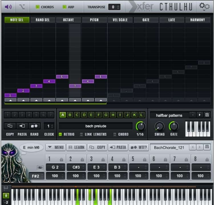 Xfer Records - Cthulhu VST Synth Plugin