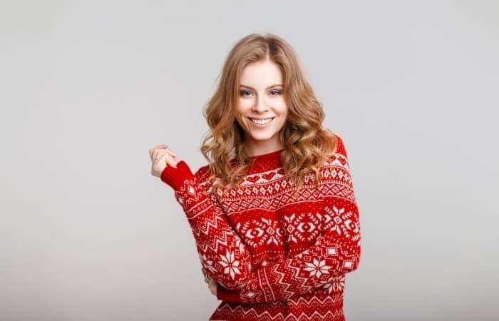 Sweater not sweaty