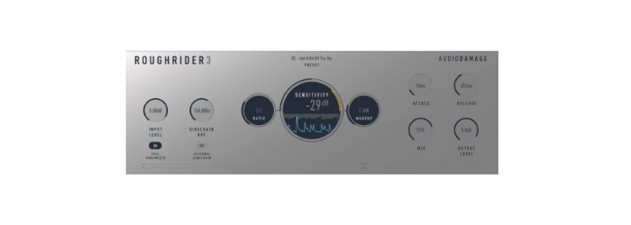 Audio Damage RoughRider 3 - Compressor