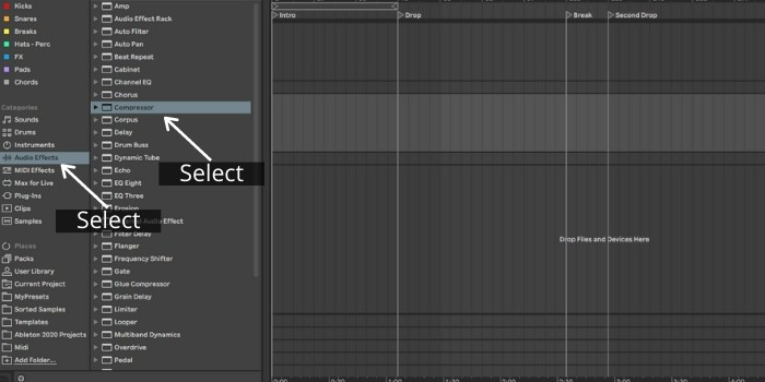 How To Use Ableton Sidechain Compression