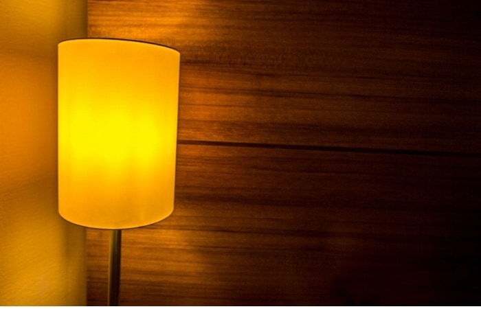 Warm Studio lighting