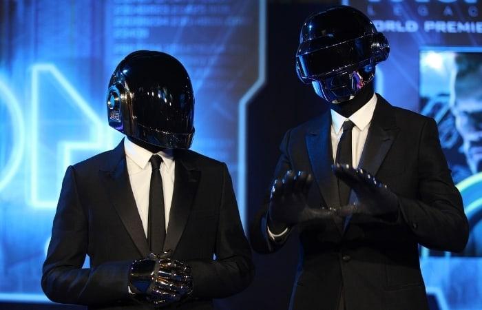 Daft Punk - Cool DJ Name