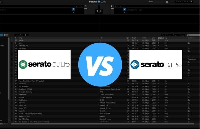 Serato DJ Lite vs Serato DJ Pro (Complete Guide)