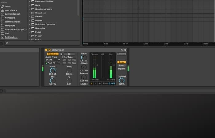 How To Use Ableton Sidechain Compression (Easy 5 Step Guide)