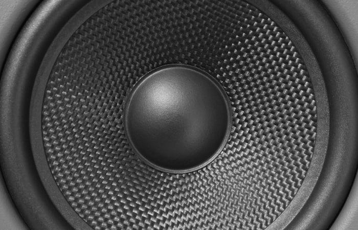 Speaker cone - Audio Phasing