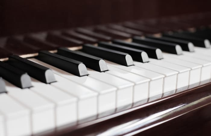 Start by singing some scales if you have a piano or keyboard, good