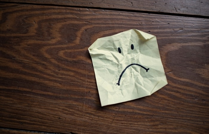 Minor chords are often described as sad or dark.