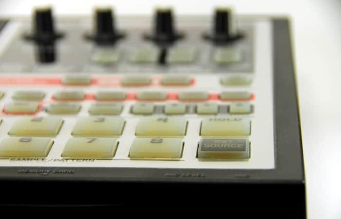 Sampler controls