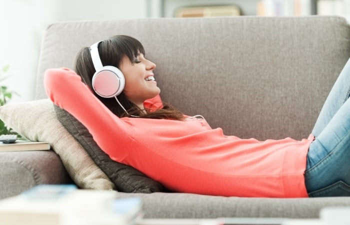 Music Can Make You Feel Better When You Are Feeling Down