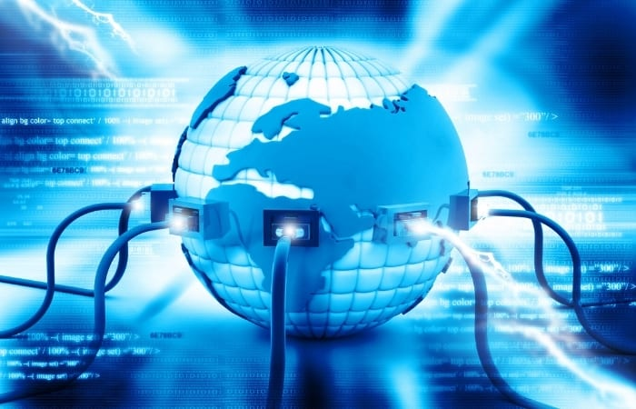 With the internet connecting people globally, you have the whole of Earth's population as your potential target group.