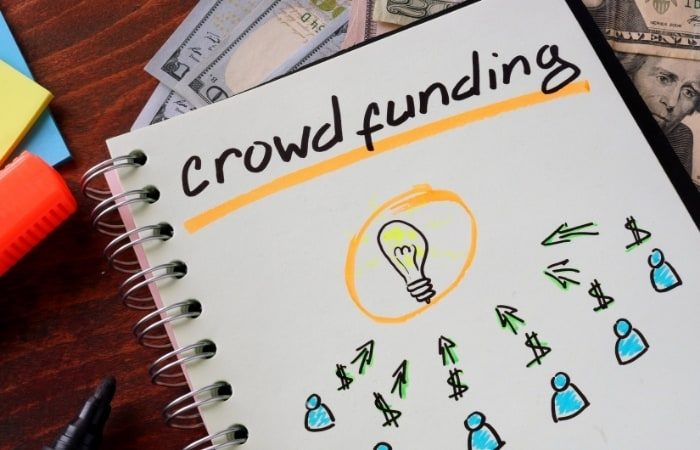 Crowdfunding has become one of the main sources of income for many artists.