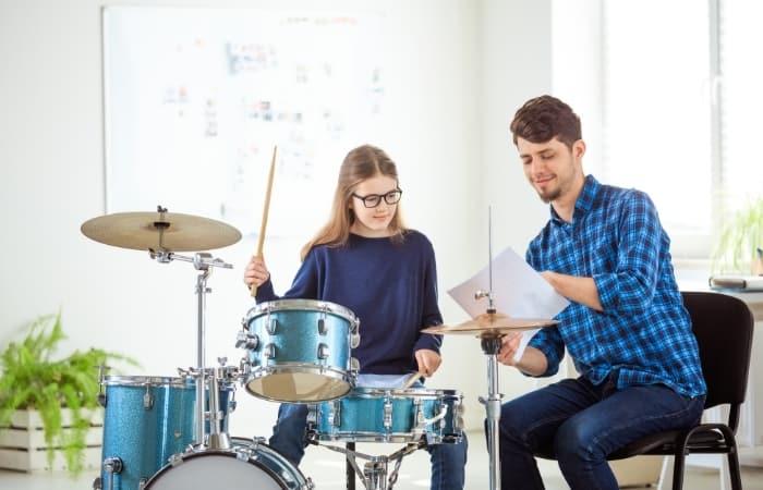 Teach Music Production