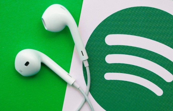 Earn From Royalties through streaming sites like Spotify