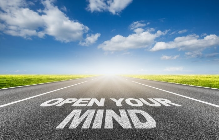 Keep An Open Mind - When it comes to music, it is always best to keep an open mind.
