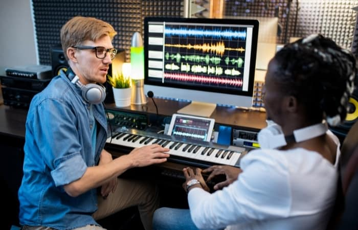 Invest In Yourself - If you're serious about becoming a music producer, then invest in yourself. Take music lessons and buy equipment if necessary