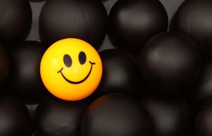 Keep A Positive Attitude - A big part of surviving in the music industry is maintaining a positive attitude.