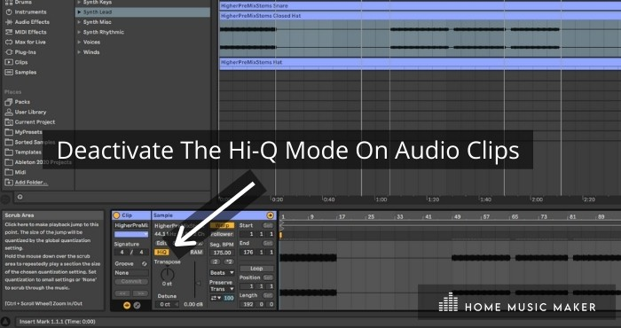 You can also look to Deactivating the Hi-Q mode on audio clips. This will again reduce the number of calculations Ableton has to do.