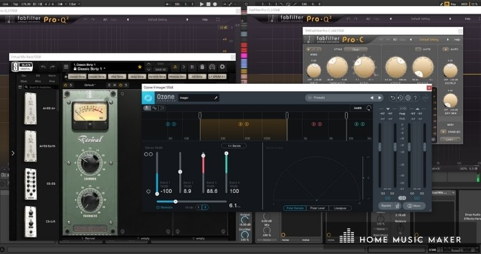 You're Running Too Many Plugins At Once - One of the most common reasons Ableton Live lags is that too many different tracks and plugins open simultaneously.