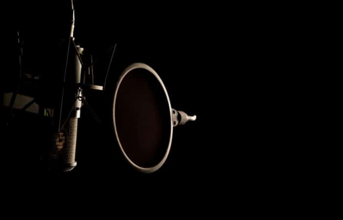 Mic and Pop Filter - That little thing literally separates professionally recorded vocals from amateur ones, so it's wise to invest in.