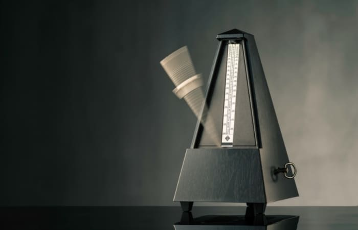 Practice Rapping With A Metronome To Help Keep Your Rhythm Steady