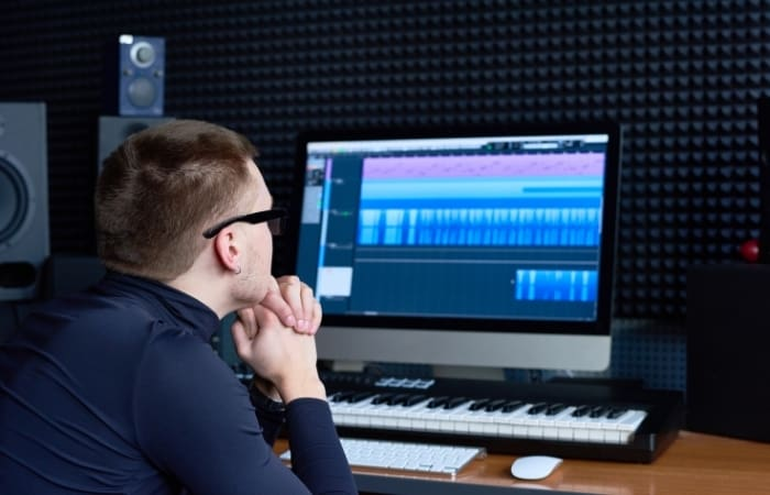 """What Are The Skills Needed To Be A Music Producer? In my opinion, the fundamental """"skill"""" required is the commitment to keep showing up and keep pushing yourself forward."""
