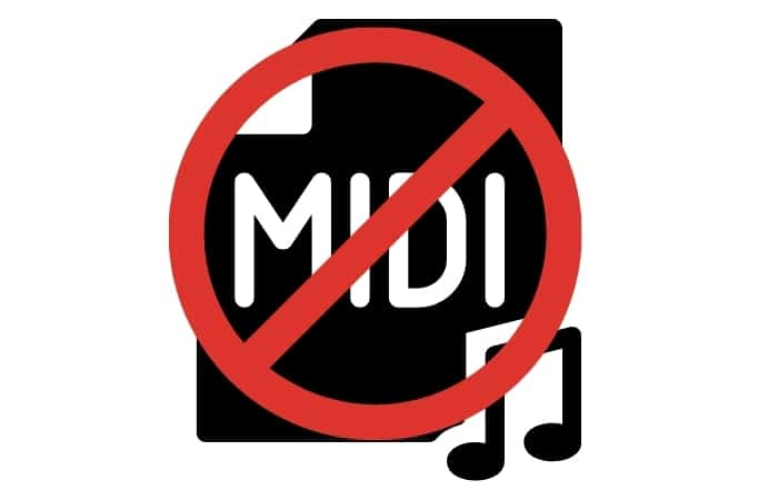 Audacity No Midi - But before we go into detail, let's discuss the first major drawback of this software - you can't record MIDI.