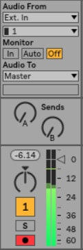 Step 2 - make sure that you do not record above -6db. This can be done by changing the input volume setting on your recording interface.