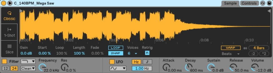 Ableton Live Simpler - . However, it allows you to play samples in ways similar to an instrument. 'Simply' drag a sample (e.g., a melody, vocal hook, etc.) into Simpler and use your midi controller (or use the piano roll) for cooking up a fresh new hook using the sample.