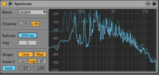 Step 1 - Pay attention to the frequency ranges of each instrument in your mix