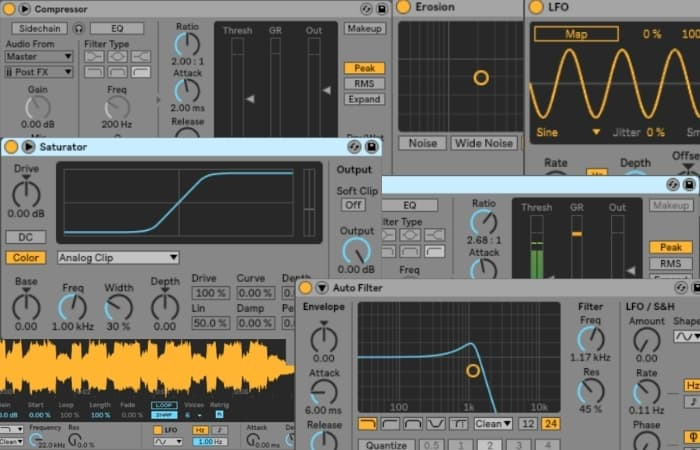 Are Ableton Stock Plugins Good? (Take A Look)
