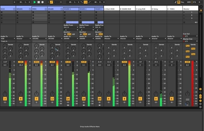 How To Stop Clipping In Ableton