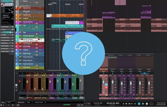 WHICH DAW IS THE RIGHT ONE FOR YOU?
