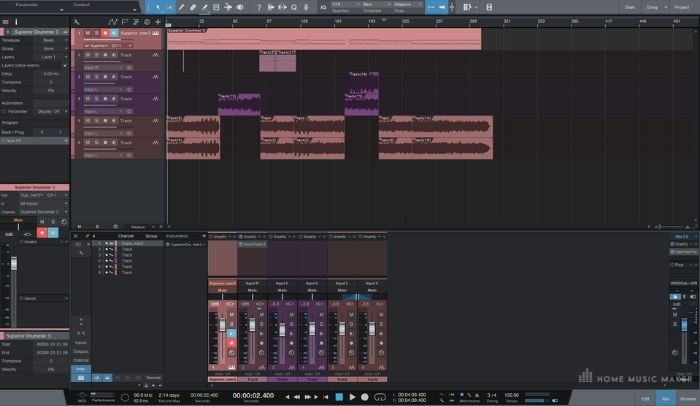 Studio One Mixer