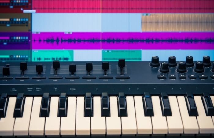 A MIDI keyboard Can Add More Groove To Your Songs