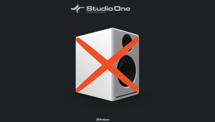 Why Has Studio One Failed To Open Speakers?