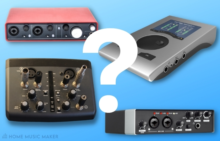 Which Audio Interface Is Right For You
