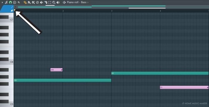 Placing And Manipulating Slide Notes in FL Studio