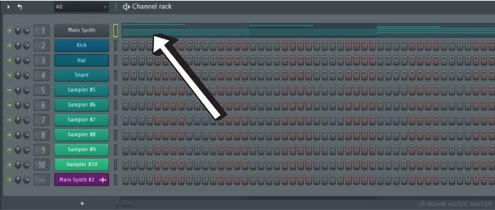 Retrieving The Pattern In FL Studio