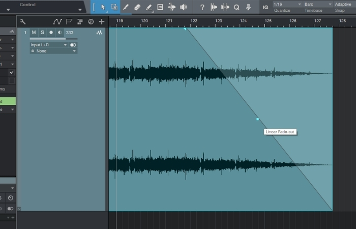 How To Do A Studio One Fade Out (Various Methods)
