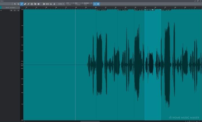 Studio One Audio Editor