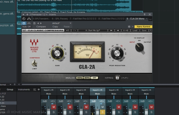 VU Meter To Monitor Clipping In Studio One