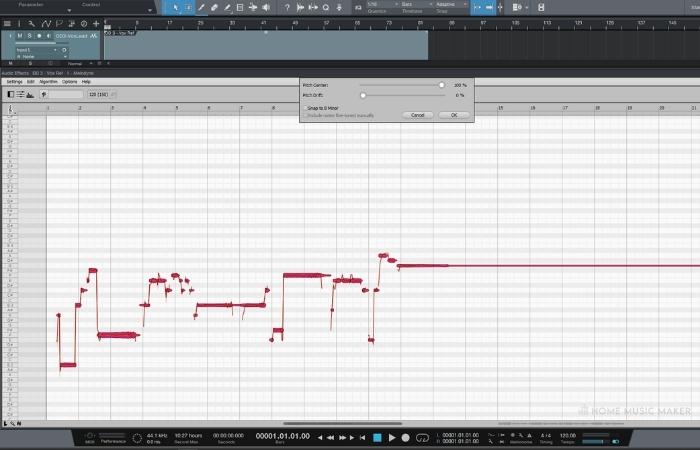 Editing Vocals In Studio One 1