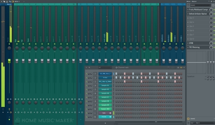 FL Studio Functionality