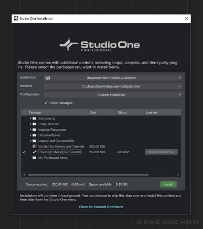 How To Install Melodyne In Presonus Studio One